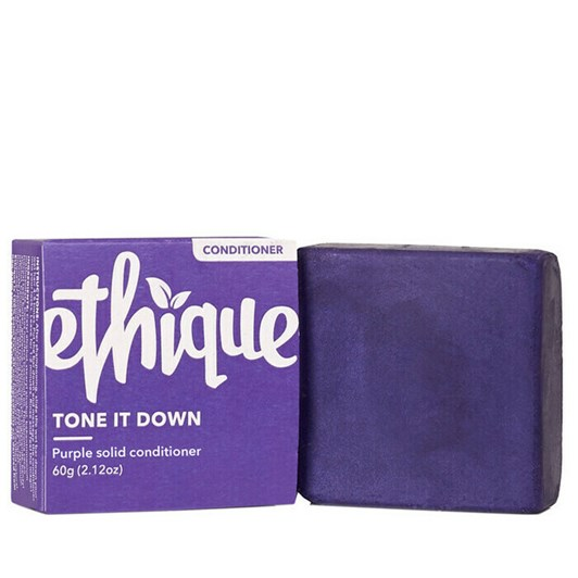 Ethique Tone It Down Purple Solid Conditioner 60g