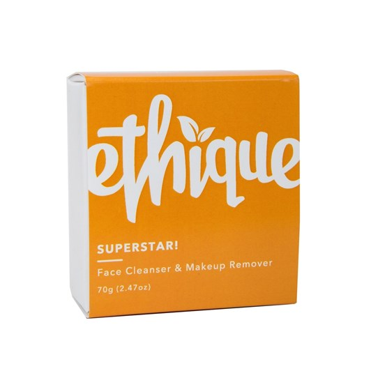Ethique SuperStar! Cleansing Balm and Makeup Remover 70g