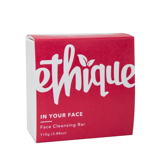 Ethique In Your Face Solid Face Cleanser for Normal to Oily Skin 120g