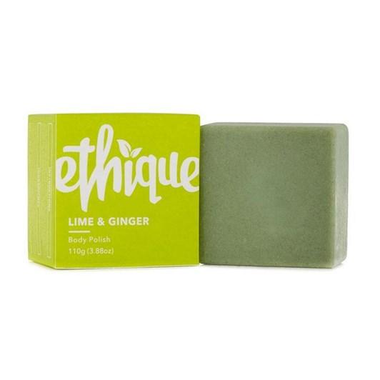 Ethique Lime & Ginger Solid Body Polish 110g