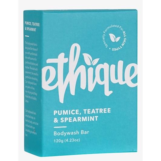 Ethique Pumice, Tea Tree & Spearmint Bodywash 120g