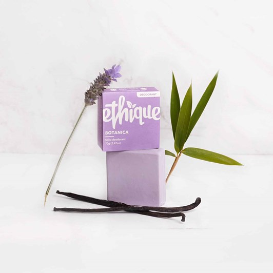 Ethique Botanica Lavender & Vanilla Solid Deodorant 70g