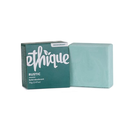 Ethique Rustic Lime & Eucalyptus Solid Deodorant 70g
