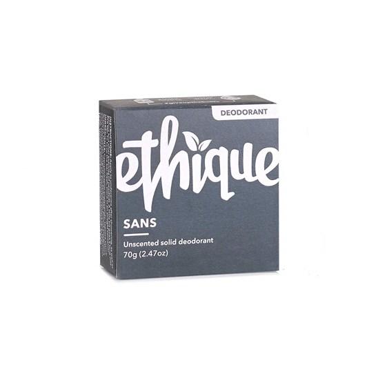 Ethique Sans Unscented Solid Deodorant 70g