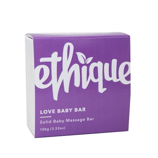 Ethique Love Baby Bar Solid Massage Bar 100g