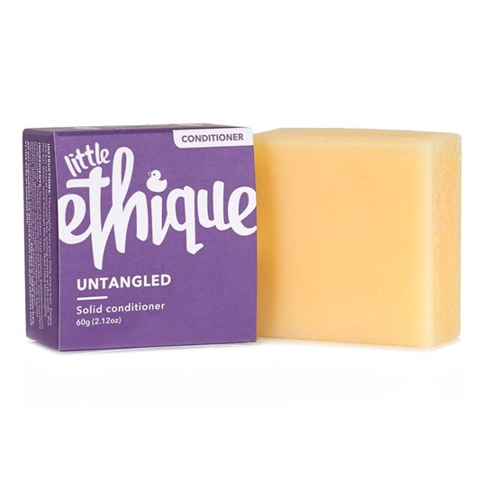 Ethique Untangled Solid conditioner for Little Ones 60g