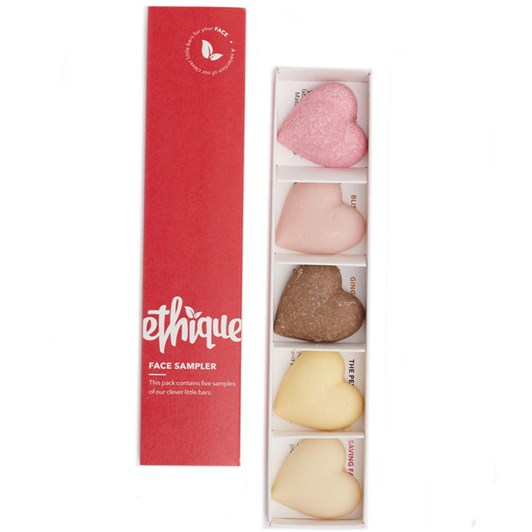 Ethique Face Sampler A Collection of Face Products