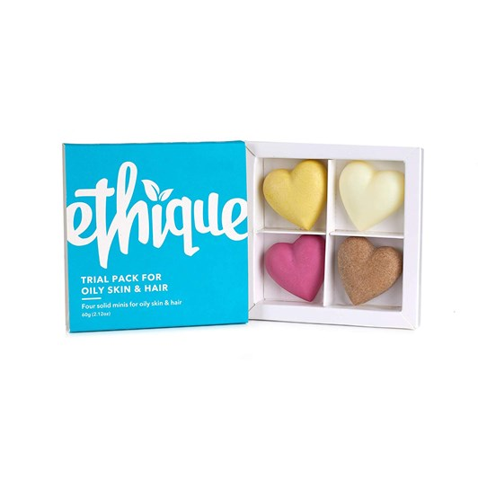Ethique Gift Trial Pack - for Oily Skin & Hair