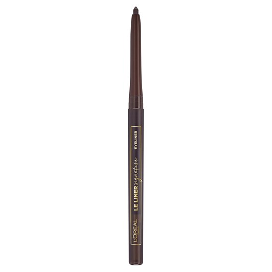 L'Oreal Paris Le Liner Signature - 05 Brown Silk