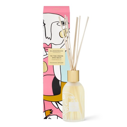 Glasshouse To The Moon And Back Diffuser 250ml