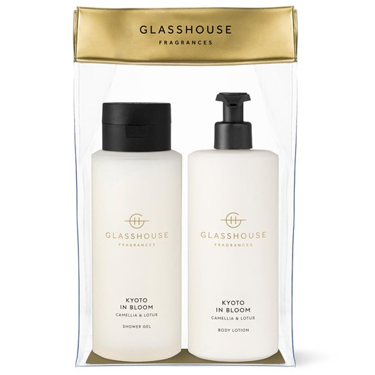 Glasshouse Kyoto in Bloom Body Duo Gift Set