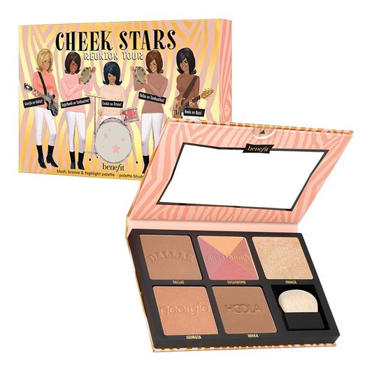 benefit Cheek Stars Reunion Tour Palette