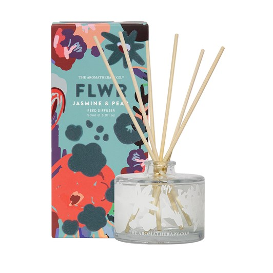 The Aromatherapy Co FLWR Diffuser Pear and Jasmine 90ml