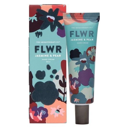 The Aromatherapy Co FLWR Hand Cream - Pear & Jasmine 50ml