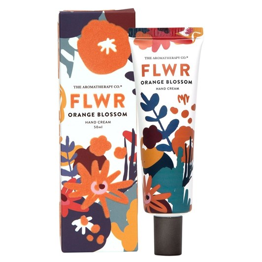 The Aromatherapy Co FLWR Hand Cream Orange Blossom 50ml