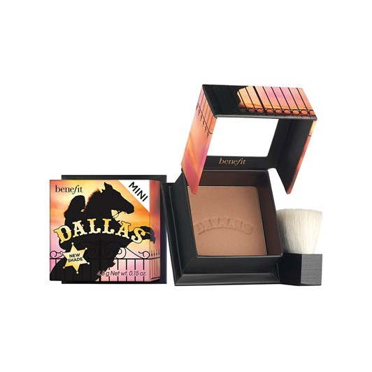 benefit Dallas Rosy Bronze Blush Mini