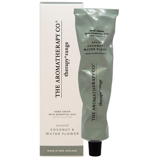The Aromatherapy Co Therapy® Hand Cream Unwind - Coconut & Water Flower