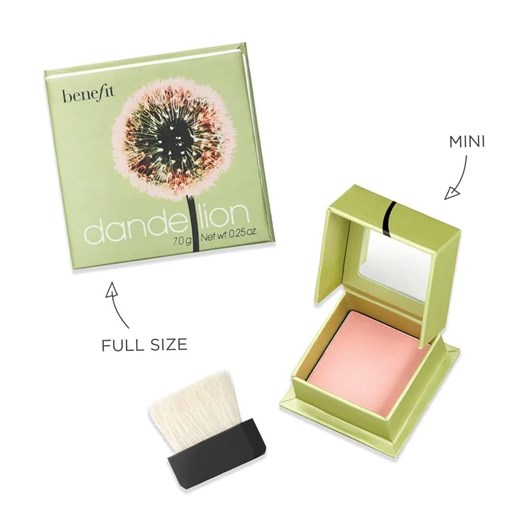 benefit Dandelion Pretty Pink Pair Blush Set