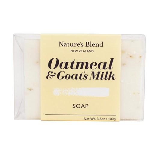 Natures Blend Oatmeal & Goat's Milk Soap Bar 250g
