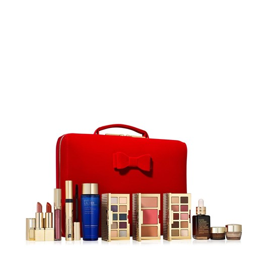 Estee Lauder 32 Beauty Essentials - Featuring a Full-Size ANR