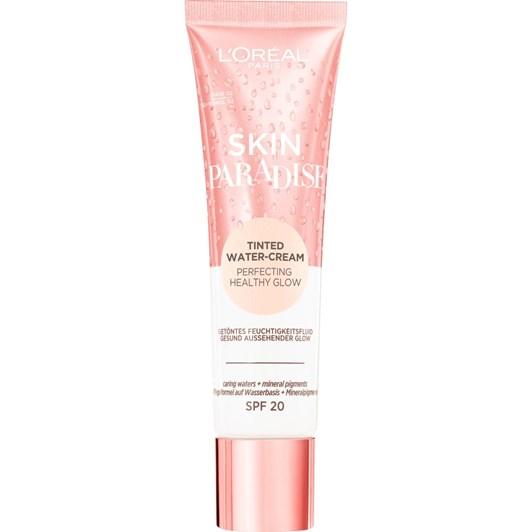 L'Oréal Paris Skin Paradise Tinted Water Cream - 02 Fair