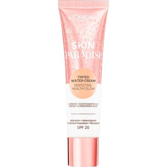 L'Oréal Paris Skin Paradise Tinted Water Cream - 01 Light