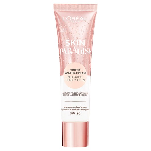 L'Oréal Paris Skin Paradise Tinted Water Cream - 02 Light