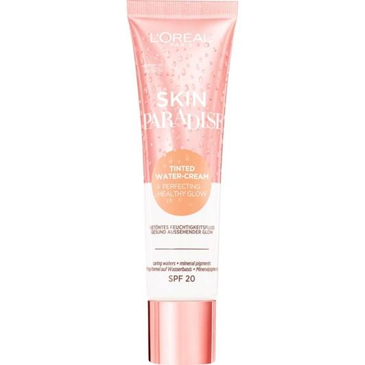 L'Oréal Paris Skin Paradise Tinted Water Cream - 02 Medium