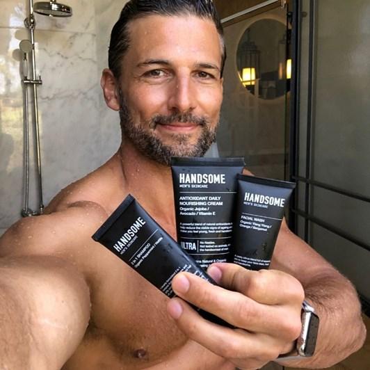Handsome Antioxidant Daily Nourishing Cream 75ml