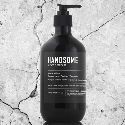 Handsome Body Wash 500ml