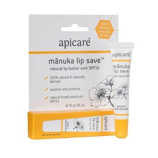 Apicare Manuka Lip Save Butter SPF 15