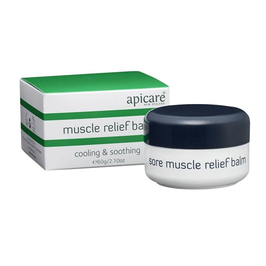 Apicare Muscle Relief Balm