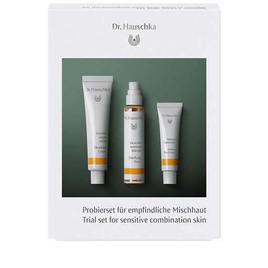 Dr Hauschka Starter Kit for Sensitive Combination Skin