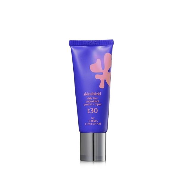 Emma Lewisham Skin Shield Daily Face Antioxidant Protect + Repair SPF30 - na