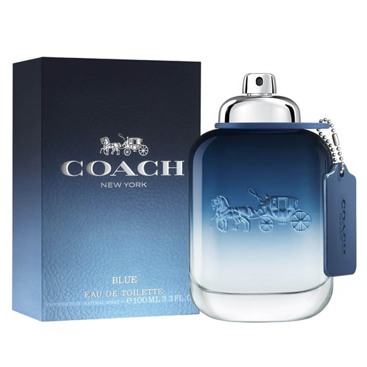 Coach Man Blue Eau de Toilette 100ml