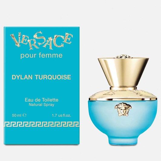 Versace Dylan Turquoise Eau de Toilette 50ml