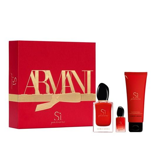 Giorgio Armani Si Passione Eau de Parfum Fragrance 3-Piece 50ml Gift Set
