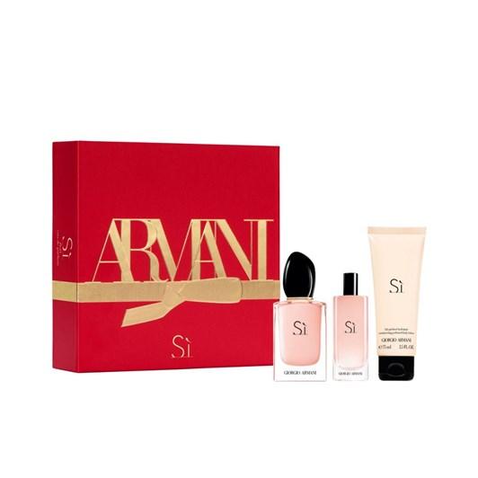 Giorgio Armani Si Fiori Eau de Parfum 50ml Gift Set