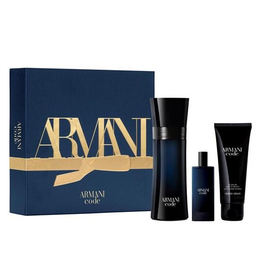 Giorgio Armani Code Eau de Toilette Fragrance 3-Piece 75ml Gift Set