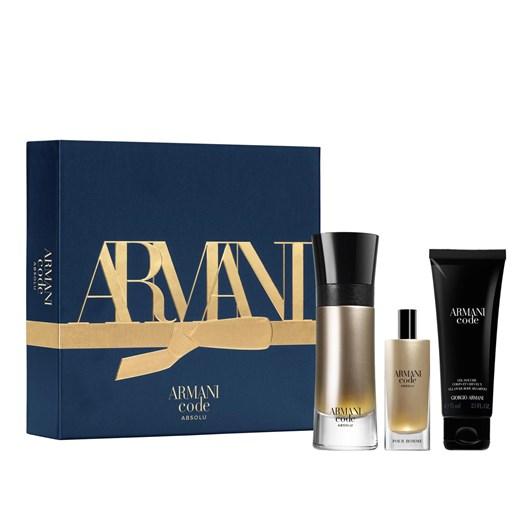 Giorgio Armani Code Absolu 60ml EDP Fragrance 3-Piece 60ml Gift Set