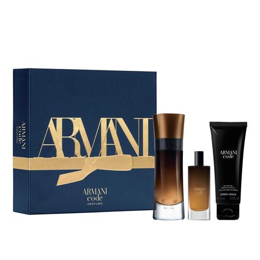 Giorgio Armani Code Profumo Eau de Parfum Fragrance 3-Piece 60ml Gift Set