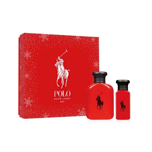 Ralph Lauren Polo Red EDT 75ml 3 Piece Gift Set