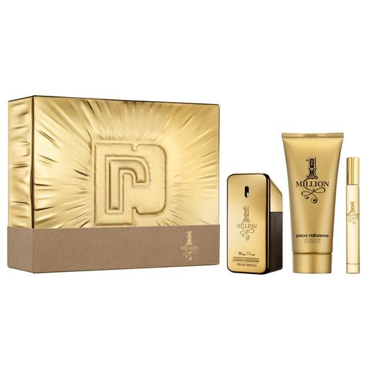 Paco Rabanne 1 Million Parfum Set