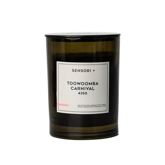 Sensori + Detoxifying Soy Candle Toowomba Carnival 260g