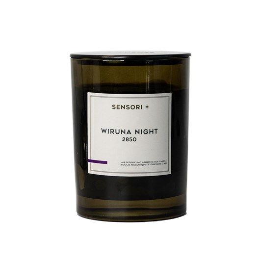 Sensori + Detoxifying Soy Candle Wiruna Night 260g