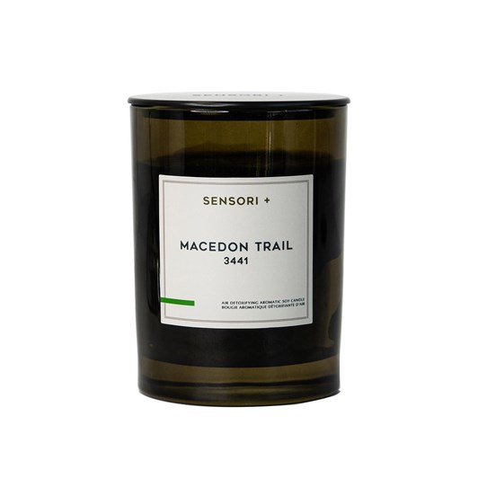 Sensori + Detoxifying Soy Candle Macedon Trail 260g