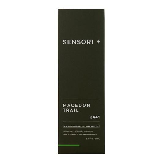 Sensori + Detox & Soothe Shower Oil Macedon Trail 200ml