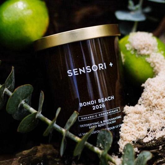 Sensori + Detox & Rejuv Sand Body Polish Bondi Beach 350g