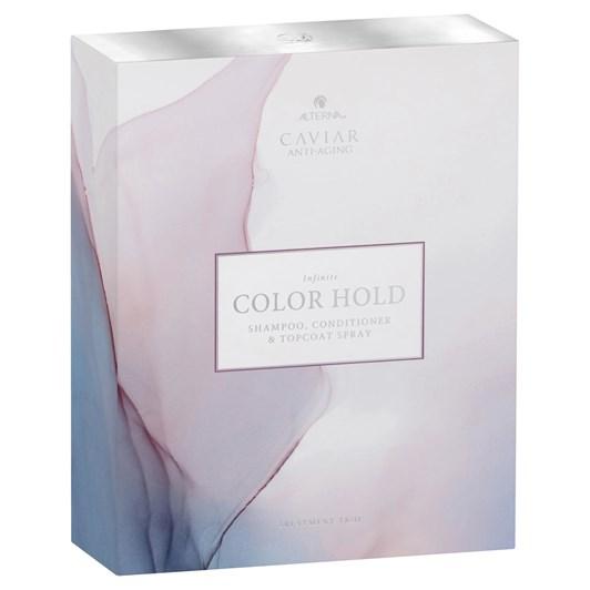 Alterna Infinite Color-Hold Trio: Shampoo/Conditioner/ Dual-Use Serum