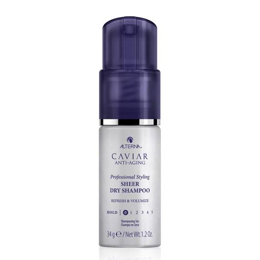 Alterna CAVIAR Anti-Aging Professional Styling Sheer Dry Shampoo 34g